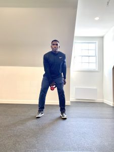 Exercise of the Week- Alternating Kettle Bell Swing