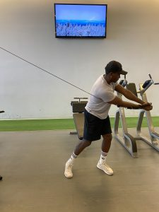 Exercise of the Week- Cable Rotation