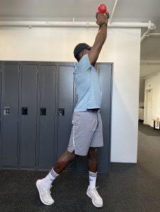 Exercise of the Week- Atlas Swing