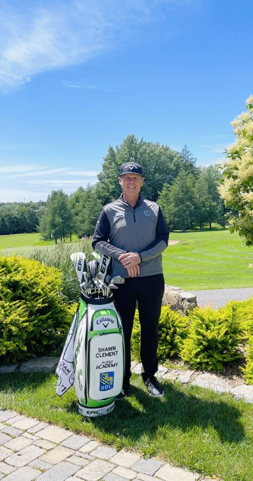 Shawn Mendez Wisdomin Golf